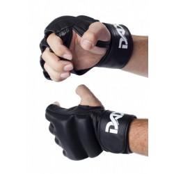 GANTS MMA DAX-SPORTS CUIR NOIR