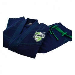 BJJ GI BOOSTER FIGHTGEAR PRO SHIELD WOMEN BLEU