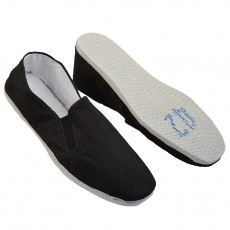 KUNG FU SLIPPER BLACK KWON