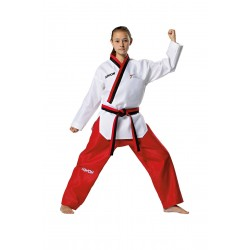 DOBOK POOMSAE KWON FILLES WTF APPROVED