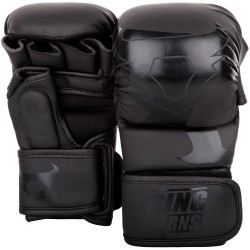 GANTS DE SPARRING RINGHORNS by Venum CHARGER NOIR/NOIR