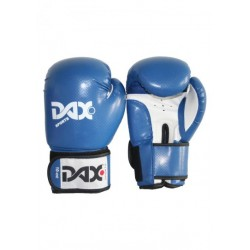 BOXING GLOVES DAX ONYX TT BLUE/WHITE