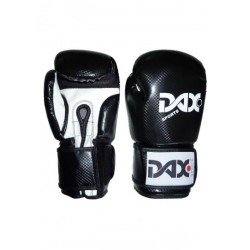 BOXING GLOVES DAX ONYX TT CARBON BLACK/WHITE