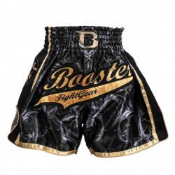 SHORT MUAY THAI BOOSTER TBT PRO 4.44 NOIR/OR