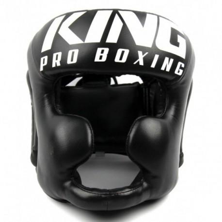 CASQUE DE BOXE KING PRO BOXING HG REVO 1 NOIR