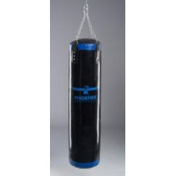 ALLROUND PUNCHING BAG, BLACK, FILLED