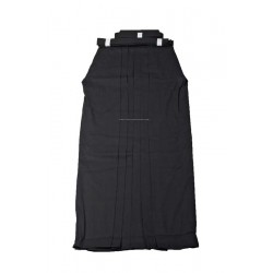 COTTON BLACK HAKAMA