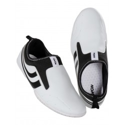 CHAUSSURES KWON SUPRALITE BLANCHES/NOIRES
