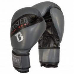 BOXING GLOVES BOOSTER BT GREY-BLACK
