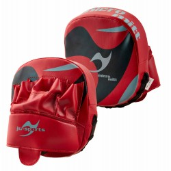 PATTES D'OURS JU-SPORTS MICRO ASSASSIN NOIR/ROUGE