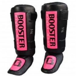 SHIN-INSTEP BOOSTER THAI STRIKER BLACK-PINK