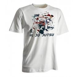 TEE-SHIRT JU-JITSU TOURNAMENT BLANC