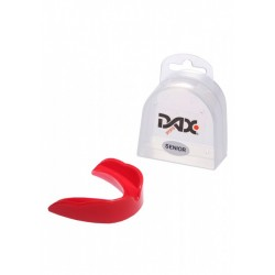 RED THERMOFORMABLE MOUT GUARD DAX-SPORTS