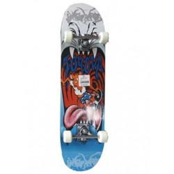 SKATEBOARD SPARTAN CIRLE STAR RAT AND CAT