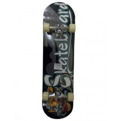 SKATEBOARD SPARTAN GROUND CONTROL DRAGOON