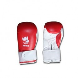 BOXING GLOVES ONYX TT, CARBON RED/WHITE