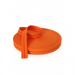 ROULEAU CEINTURE ORANGE KARATE 50 m