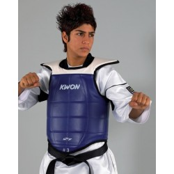 PLASTRON REVERSIBLE TAEKWONDO COMPETITION KWON WTF APPROVED